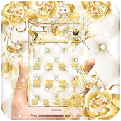 Golden Diamond Rose Theme