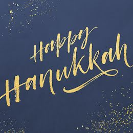 Golden Happy Hanukkah - Hanukkah item