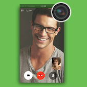 Fake video call - FakeTime for Messenger