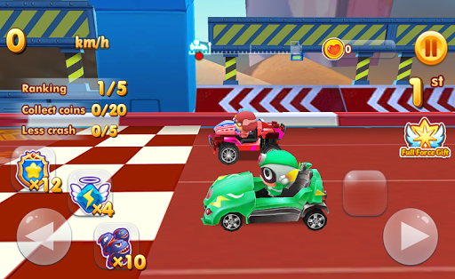 Super Chibi Race: Robot Kart Drift Car Racing Game 1.1.23 {cheat|hack|gameplay|apk mod|resources generator} 1