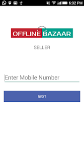 OfflineBazaar Seller screenshot 0