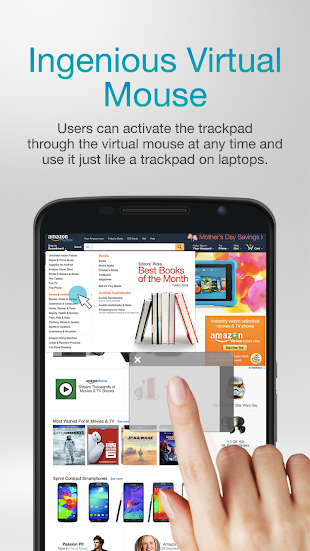 Puffin Browser Pro- screenshot thumbnail