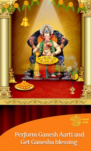 玩免費遊戲APP|下載Lord Ganpati Puja Live app不用錢|硬是要APP