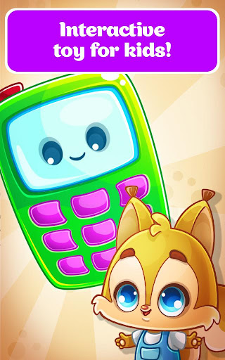 Baby Phone for Toddlers - Numbers, Animals, Music  screenshots 7