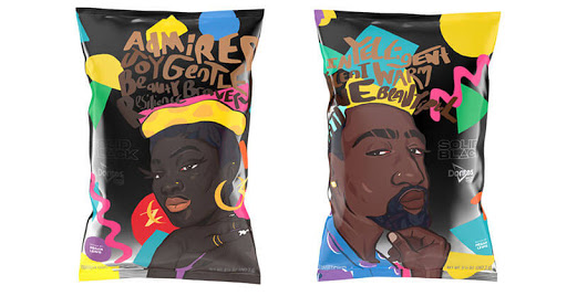 Doritos Launches 'Solid Black' Campaign Highlighting Black Voices