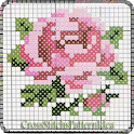 Cross Stitchs Pattern Idea icon