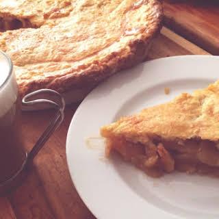 Easy Homemade Pie Crust.