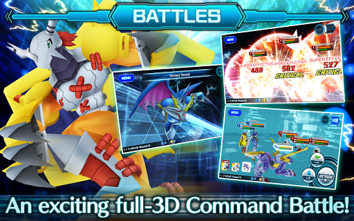 DigimonLinks Apk apps 3