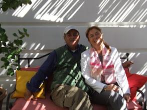 """Photo: Ich bin im kleinen Paradies von Livia und Alfonso Iaccarino, die außer dem international bekannten Spitzenklasse-Restaurant """"Don Alfonso 1890"""" auch ein wunderbares Hideaway zum rundum Wohlfühlen geschaffen haben."""