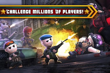 Pocket Troops: The Expendables APK screenshot thumbnail 3