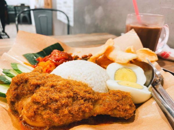 池先生 Kopitiam - 正宗馬來西亞咖哩雞飯,公館美食