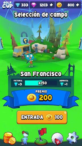 Cartoon Network Golf Stars 1.0.7 screenshots 3