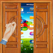 Knock Door Screen Locker APK