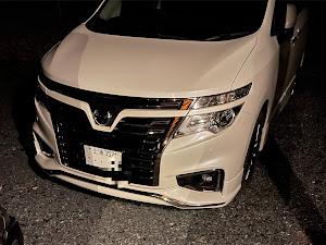 エルグランド TNE52 2019年250 highway STAR premium urban Chromのカスタム事例画像 tatsuya0044さんの2021年10月05日23:44の投稿