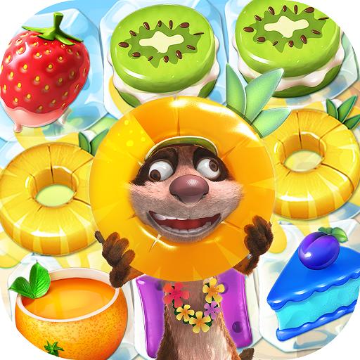 Fresh Smash 解謎 LOGO-玩APPs