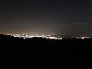 Photo: きれいな夜景。