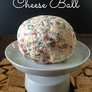 The Last Cheese Ball You'll Ever Make.