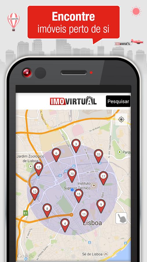 Imovirtual - Real Estate- screenshot