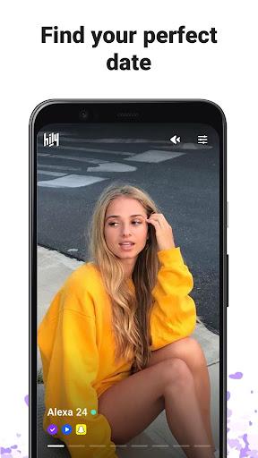 Hily Dating App screenshot 1