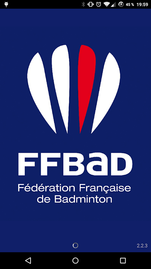 FFBaD – Capture d'écran
