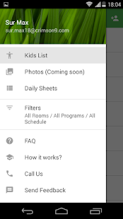 Daily Sheets for Childcare- screenshot thumbnail