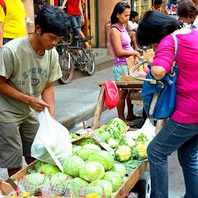The Gentle Entrepreneur by Yuri Saito - City,  Street & Park  Markets & Shops ( pwcmarkets )
