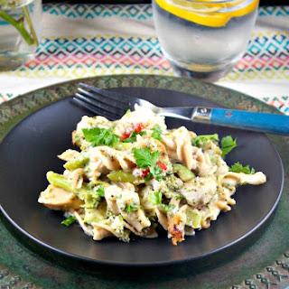 Lightened-Up Chicken Vegetable Casserole