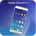 Theme for Samsung Note5 icon
