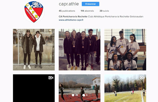 Instagram CAPRG