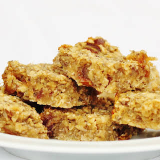 Date and Banana Oaty Bars.