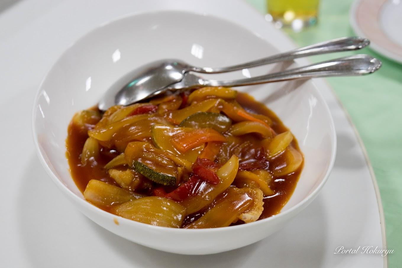 サンフラワーパーク北竜温泉の美味しい宴会料理