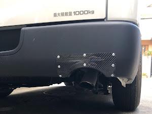 ハイエースバン TRH200V SUPER GL 2018年式のカスタム事例画像 keiji@黒バンパー愛好会さんの2019年12月29日20:57の投稿