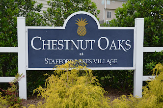 Photo: The Chestnut Oaks neighborhood in Stafford Lakes Village. Contact us if you would like to see available homes in this subdivision. TheStafford Lakes Village Homeowners Association is at 65 Village Parkway Fredericksburg Virginia 22406 in Stafford County  Related link: Stafford Lakes Homeowners Association http://www.staffordlakescommunity.com  Courtesy of Dwayne & Maryanne Moyers, Realtors in Stafford County, Fredericksburg, and Spotsylvania County. Visit us at www.TheMoyersTeam.com