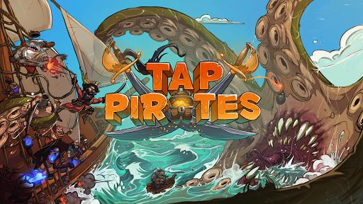 Idle Tap Pirates - Offline RPG Incremental Clicker 1.0.1.5 Mod screenshots 1