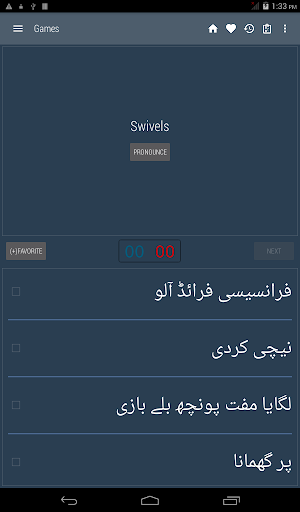 English Urdu Dictionary omi Screenshots 13