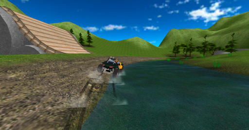 Offroad 4x4 Jeep Racing 3D apkpoly screenshots 13