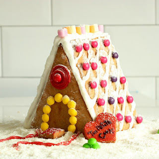 The Petite Gingerbread House