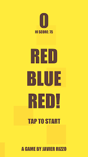Red Blue Red! - Free- screenshot thumbnail