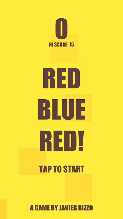 Red Blue Red! - Free- screenshot