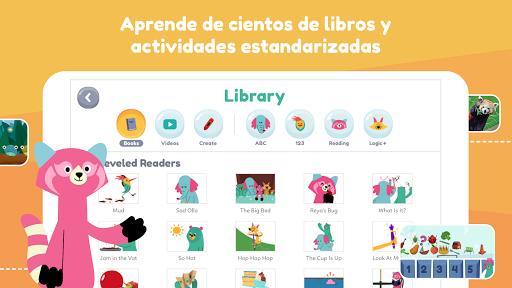 Khan Academy Kids: Juegos y libros gratuitos screenshot 2