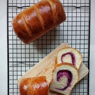 Purple Yam Bread Recipe