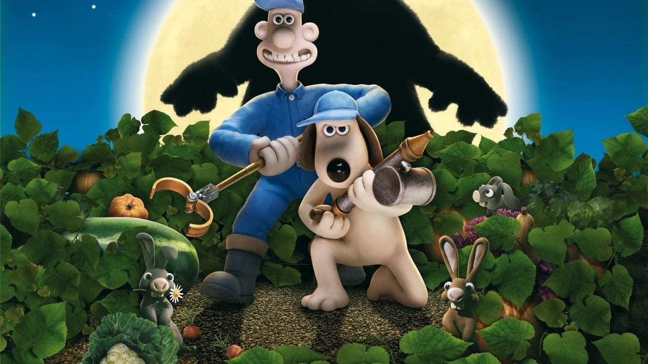 Wallace & Gromit vs the Rabbits
