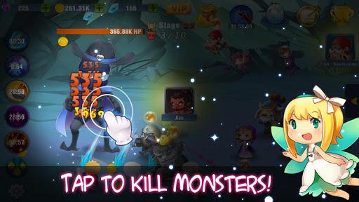 Tap Legend: Hero Fight Offline APK MOD – Pièces Illimitées (Astuce) screenshots hack proof 2
