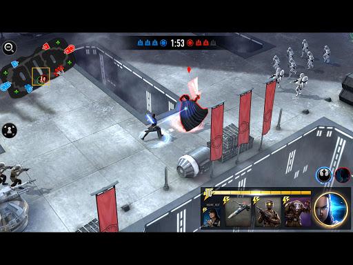 Star Wars™: Force Arena screenshot 10