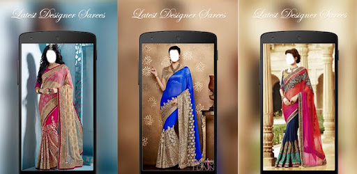 Приложения в Google Play – <b>Woman</b> Saree Photo Suit 2018
