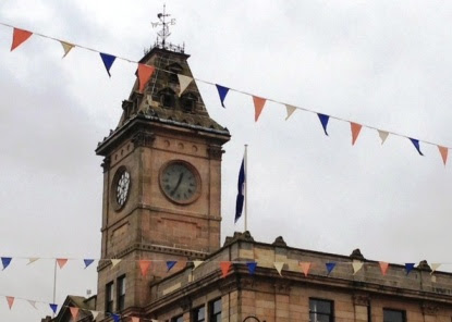 Town Hall rewiring could cost £30k