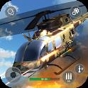 Gunship Battle Thrilling Strike Army Helicopter icon