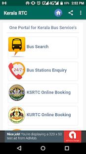 Kerala RTC - náhled