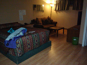 Photo: Room at Shannon Motel Fort Nelson
