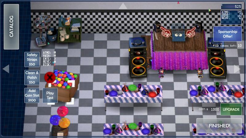 FNaF 6: Pizzeria Simulator Screenshot 7